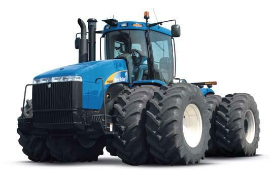 Особое внимание уделяется гидравлике тракторов