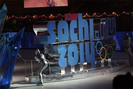 Слоган Олимпиады 2014 в Сочи: «Жаркие. Зимние. Твои»