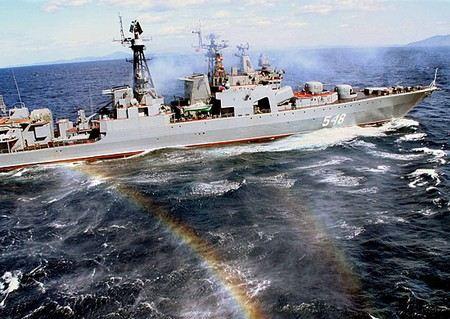 Россия и Япония планируют провести совместные учения в Тихом Океане.