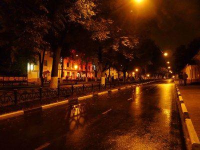 Ярославль может стать столицей света в России