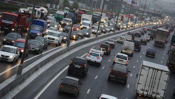 Пробки в Москве кажутся вечными