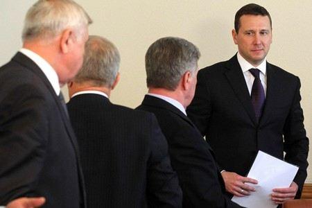 После информации о том, что глава министерства регионального развития Олег Говорун уходит с поста, последовали первые комментарии.