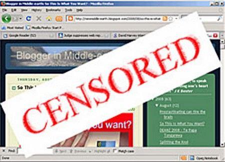 Сегодня вечером в Правительство опубликует черный список сайтов. Реестр вредоносных ресурсов появится на сайте Министерства коммуникации и связи.