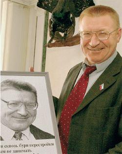 Иван Козлов, президент Вырицкой ткацкой фабрики