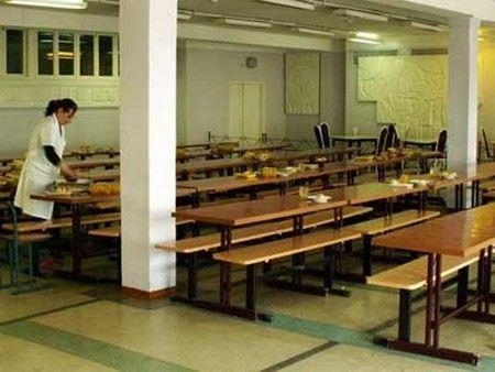 В Иркутске в школе №22 сальмонеллезом отправились 50 учеников. Причина - антисанитария в школьной столовой