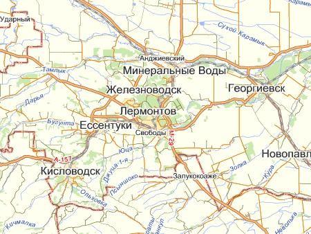 В Минераловодском районе Ставропольского края ради экономии решили упразднить городскую администрацию Минеральных вод.