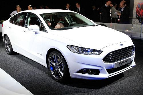 Ford Mondeo New 2013