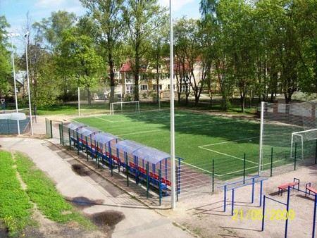 В Москве при игре в футбол умер ученик 8 класса школы № 1017.