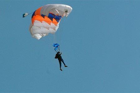 В НИИ им. Бурденко умерла спортсменка-парашютистка Ирина Синицина.