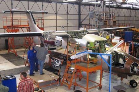 Выпуск чешских самолетов начнется в Ульяновске