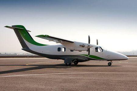Самолет EV-55 Outback