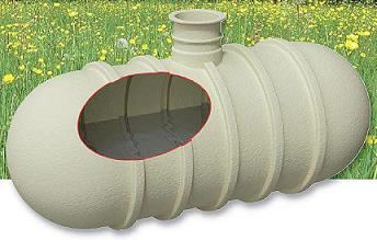 Накопительные баки для канализации