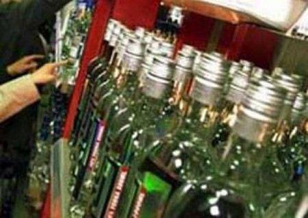 В Госдуму внесен законопроект, по которому продажа алкоголя и табака будет разрешена только в специальных магазинах