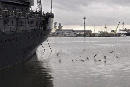 В Министерстве обороны рассказали, что гашиш, который нашли на кораблях Балтийского флота в Ленинградской области, принадлежал гражданскому электрику.