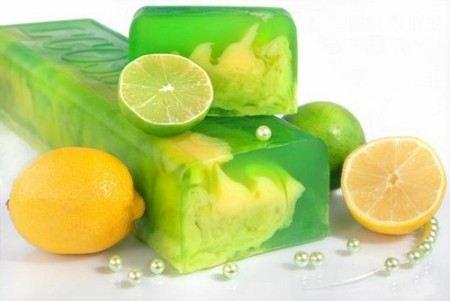 Натуральное мыло выглядит эстетично и празднично