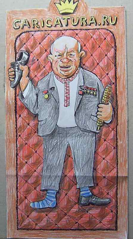 Лавры Хрущева не дают покоя Николаю Азарову