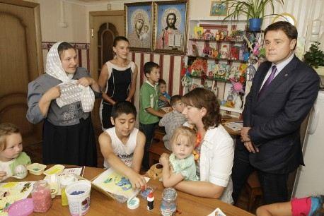 Встреча губернатора В.С.Груздева с активными участниками интернет-сообщества
