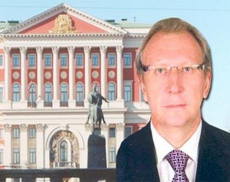 Мосгорсуд отклонил жалобу адвокатов бывшего заместителя мэра Москвы Александра Рябинина и оставил ему условный срок
