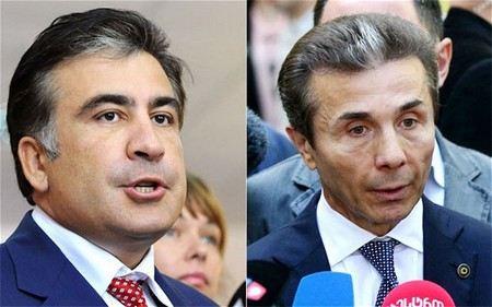 Встреча Михаила Саакашвили и Бидзины Иванишвили пройдет в закрытом режиме.