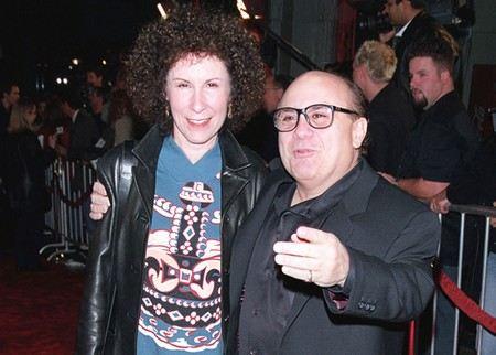 Дэнни де Вито познакомился с будущей женой 42 года назад
