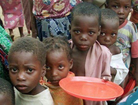 ООН заявило о том, что борьба с голодом в мире замедляется, а количество голодающих жителей Земли завышено.