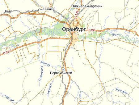 Под Оренбургом из-за взрывов на полигоне Донгуз эвакуируют жителей двух поселков.