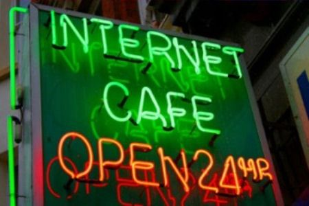 Интернет-кафе - рай для игроманов
