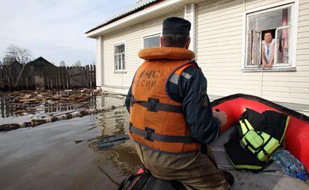 Наводнение в Дербенте