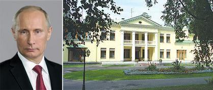 Резиденция Владимира Путина