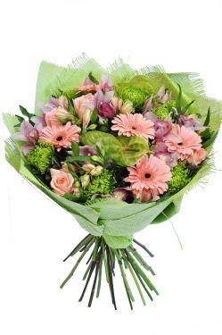 Иногда для того чтобы стать счастливым, надо всего лишь купить цветы