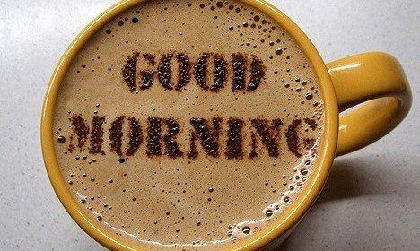Утро миллиардов людей начинается с чашечки бодрящего кофе