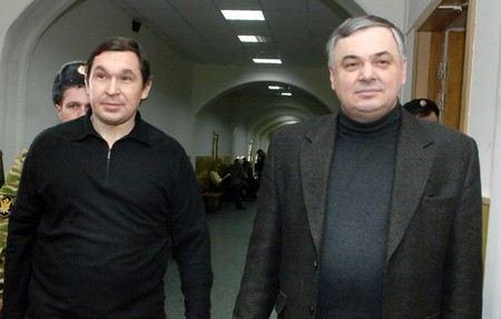 Владимир Малаховский, осужденный на 12 лет по «делу Юкоса» освобожден из колонии.