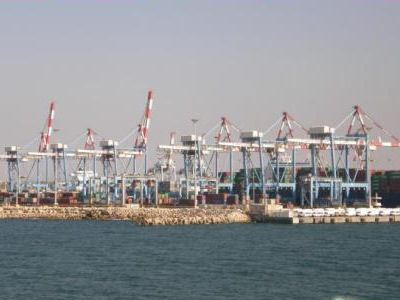 Ашдодский порт