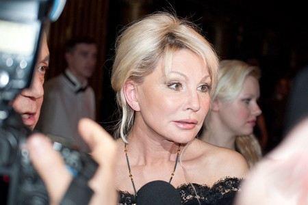 Татьяна Веденеева сделала неудачные пластические операции.