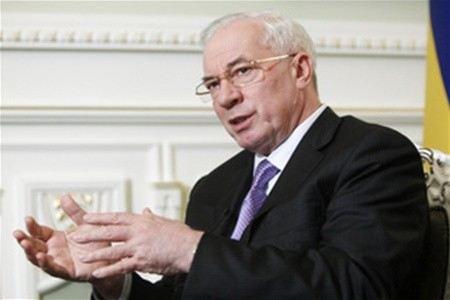 Премьер-министр Украины Николай Азаров заявил, что страна может отказаться от покупки российского газа.