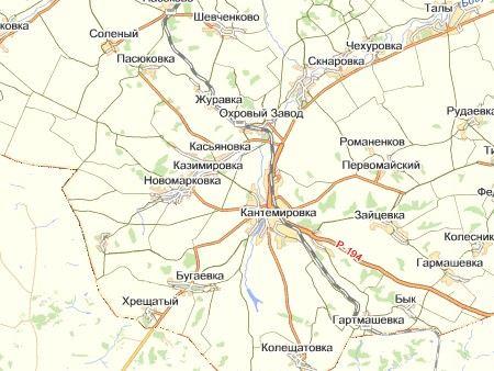 В Воронежской области в Кантемировском районе мотоциклист врезался в здание военкомата. Погиб он и его пассажир.