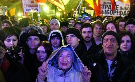 Митинг оппозиции пока не согласован