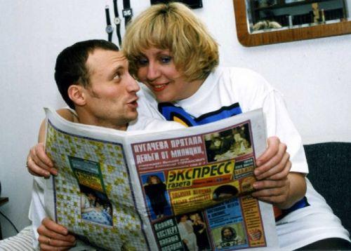 Марина Голуб и Анатолий Белый прожили в браке 10 лет