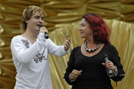 Надежда Бабкина и Евгений Гор перестали появляться на светских мероприятиях вместе.