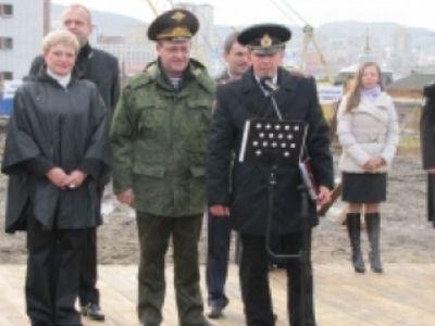 В Мурманске построят новый дом для военнослужащих