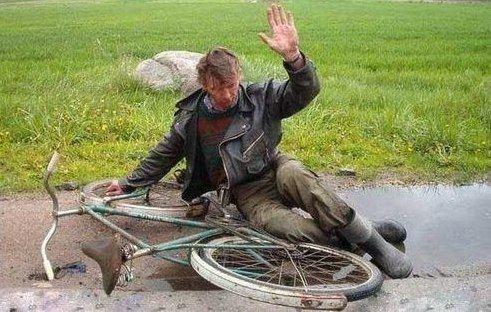Пьяных велосипедистов ждет штраф