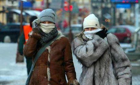 Россиян ждет настоящая русская зима