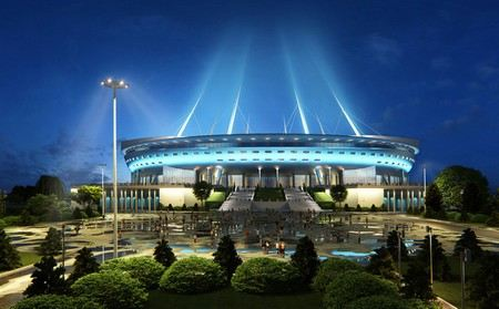 Блогеры подняли на смех предложение Полтавченко «скинуться» на строительство нового стадиона для Зенита
