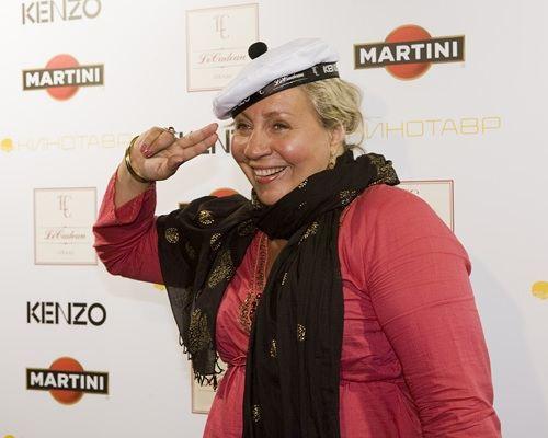 Марина Голуб жива для поклонников