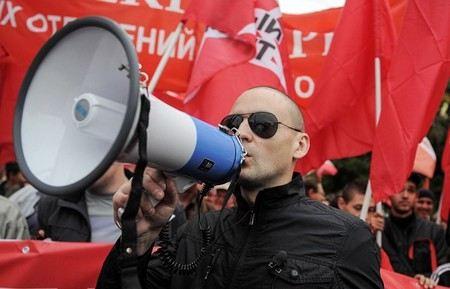 Против Сергея Удальцова и ряда других оппозиционеров возбуждено уголовное дело по статьям «приготовление массовых беспорядков и их организации».