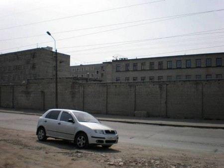 В Санкт-Петербурге в исправительную колонию №6 «Обухово» вошел отряд спецназа «Тайфун».