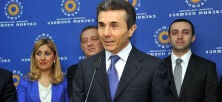 Саакашвили предложил Иванишвили кандидатом на пост главы Правительства Грузии.