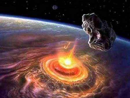 На Землю могут рухнуть 3 крупных астероида, в том числе Апофиз.