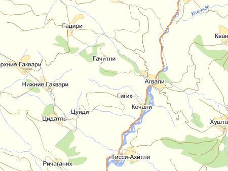 В Дагестане в пропасти глубиной 100 метров погиб офицер СОБРа.