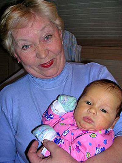 Маленький Гоша подарил бабушке новую жизнь